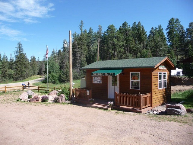 San isabel realty san isabel colorado for Lakefront cabins colorado